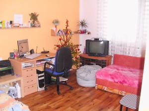 Stěhování bytu, obývací pokoj v 2+1 v Brně