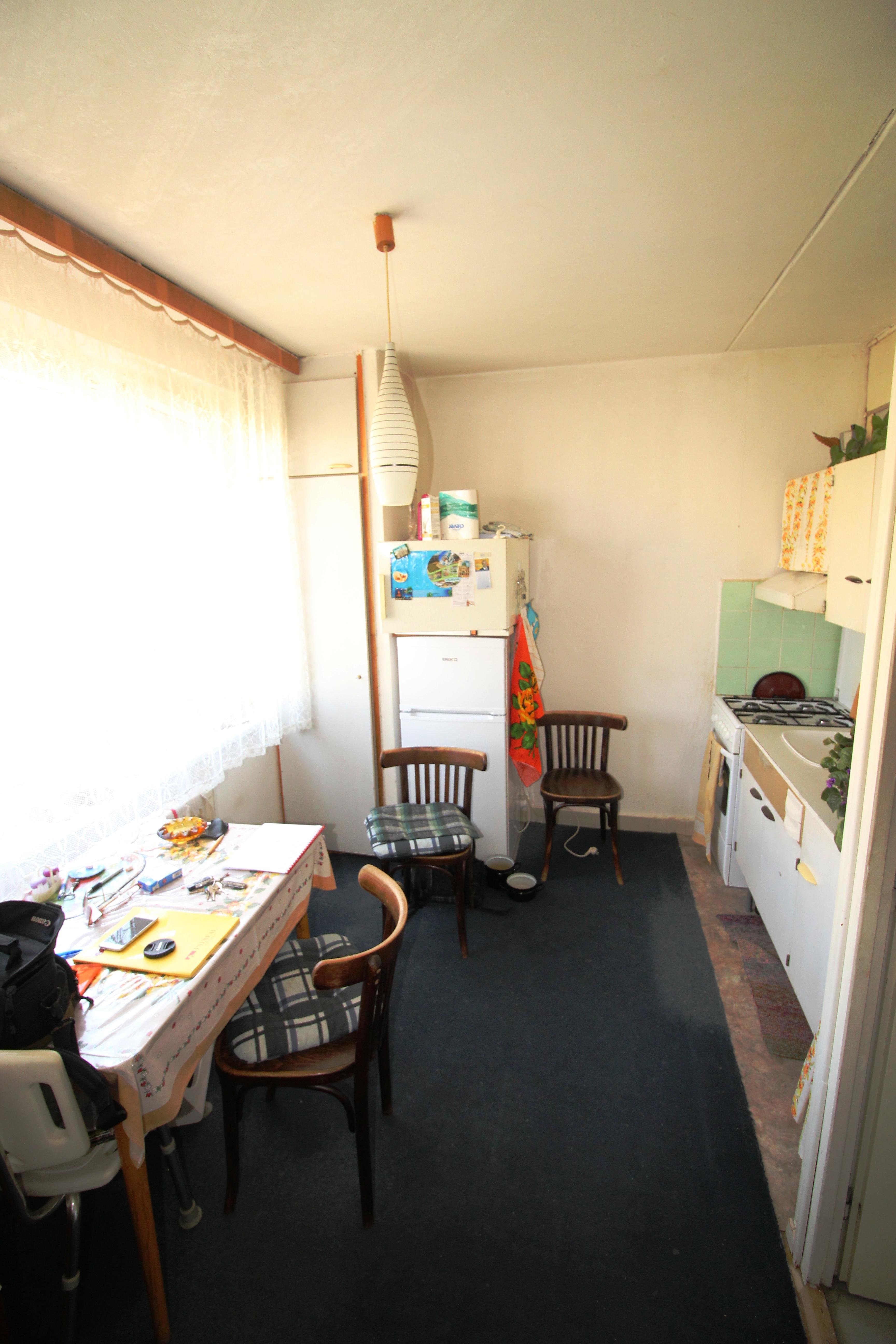 Stěhování bytu 1+1 v Brně, kuchyně